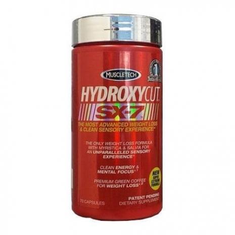 Hydroxycut SX-7 70 caps | Quemadores de Grasa | Productos
