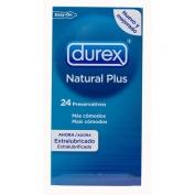 Durex Natural Plus*24
