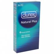 Durex Natural Plus*6