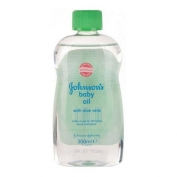 Óleo Aloe Vera Johnson Baby 300ml