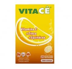 Vitacê 20 Comprimidos Efervescentes
