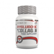 Hyaluronic & Collagen 30 caps