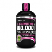 L-Carnitine 100,000 Liquid 500ml