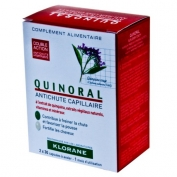 Klorane Quinoral  Capilar- Comprimidos 60unid.