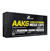 AAKG 1250 Extreme Mega Caps 120caps