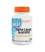 Alpha Lipoic Acid 600mg 60caps