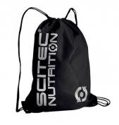 Gym Bag Black Silver Scitec