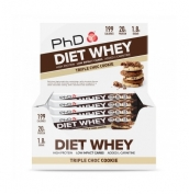 Diet Whey Bar 12 x 65 g