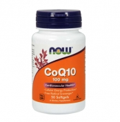 CoQ10 with Hawthorn Berry 100 mg 30vcaps