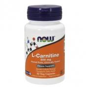 L-carnitina 500mg 30 vcap
