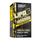 Lipo 6 Black Intense UC 60 cap