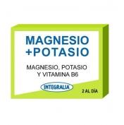 Magnésio + Potássio 60 cap