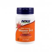 Vitamin D-3 2000IU 30 softgels