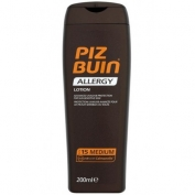 Piz Buin Allergy FPS 15 Loção 200 ml