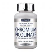 Chromium Picolinate 100 tabs
