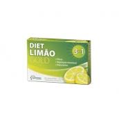 DietLimão Gold 3 em 1 - 60 comp